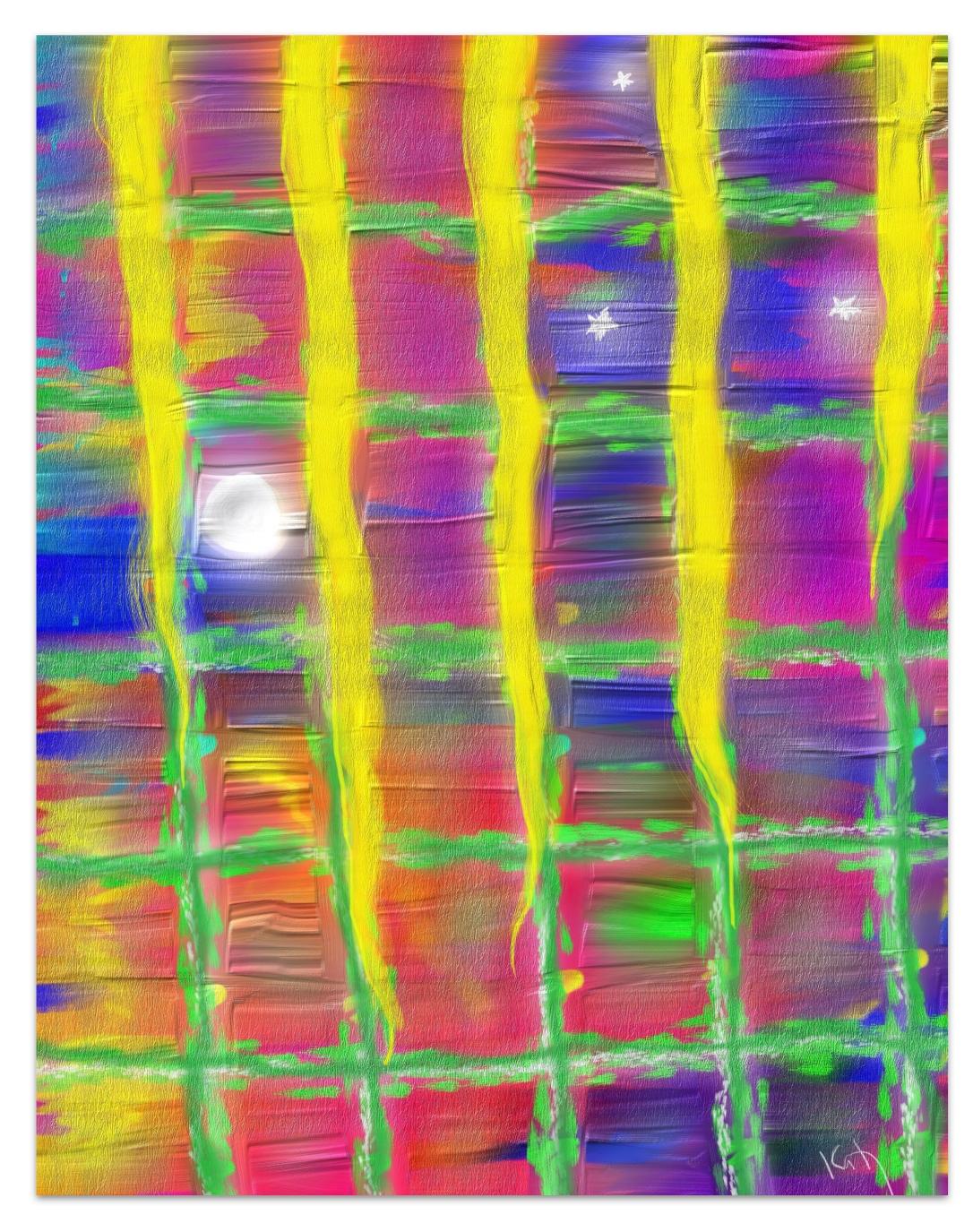 tucked in'/St. Simons Artist Katy Boyer   Blissbait Art